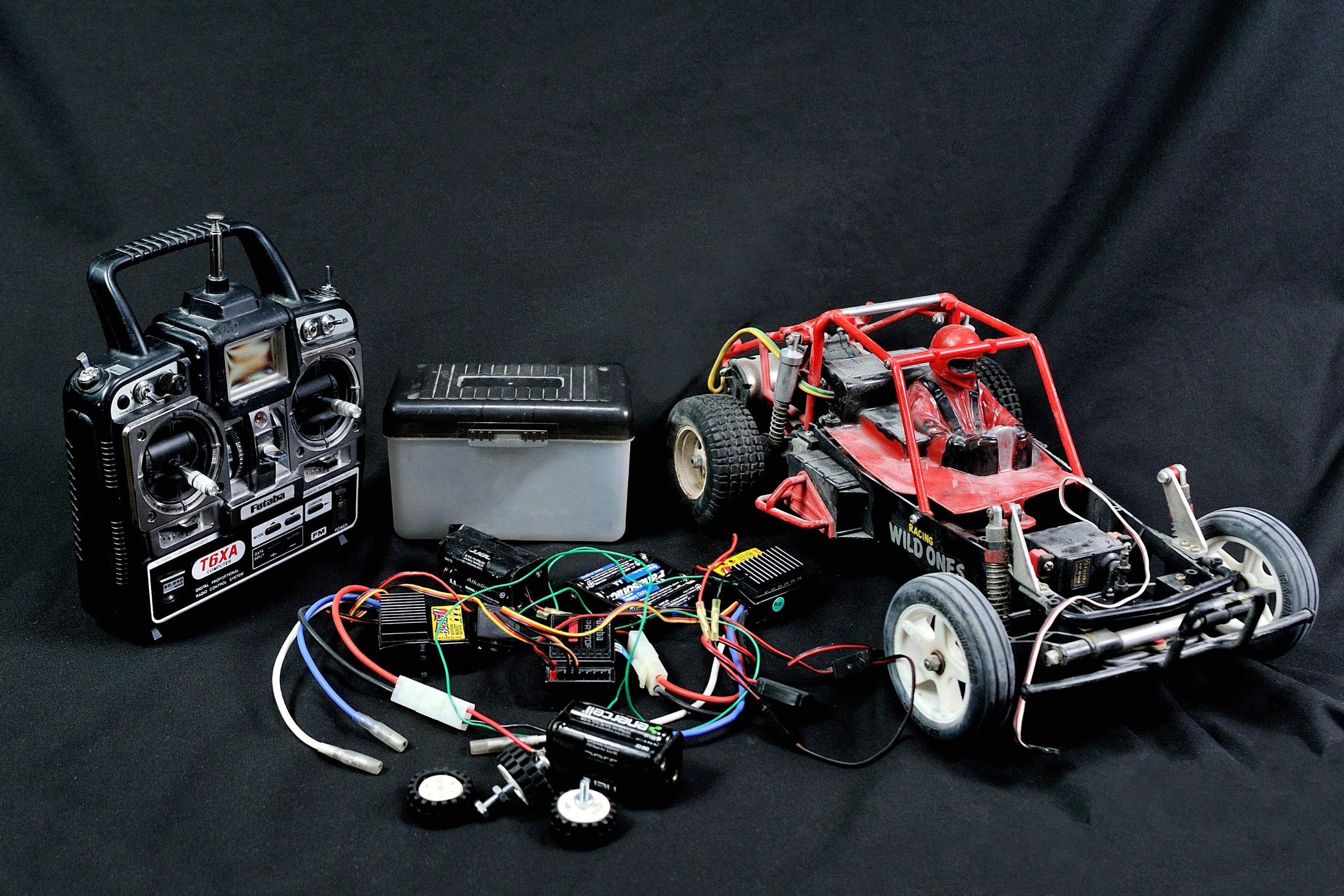 How To Make A Simple Remote Control Car Remote Control Cars