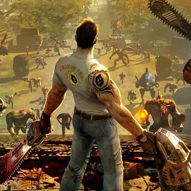 Serious Sam Wallpapers Image Mod Db With Images Serious Sam