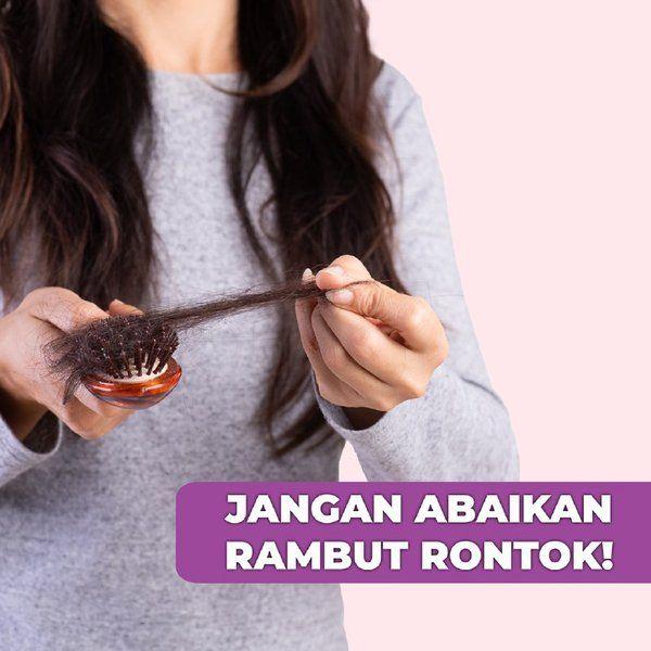 Manfaat Buah Alpukat Untuk Rambut Rontok
