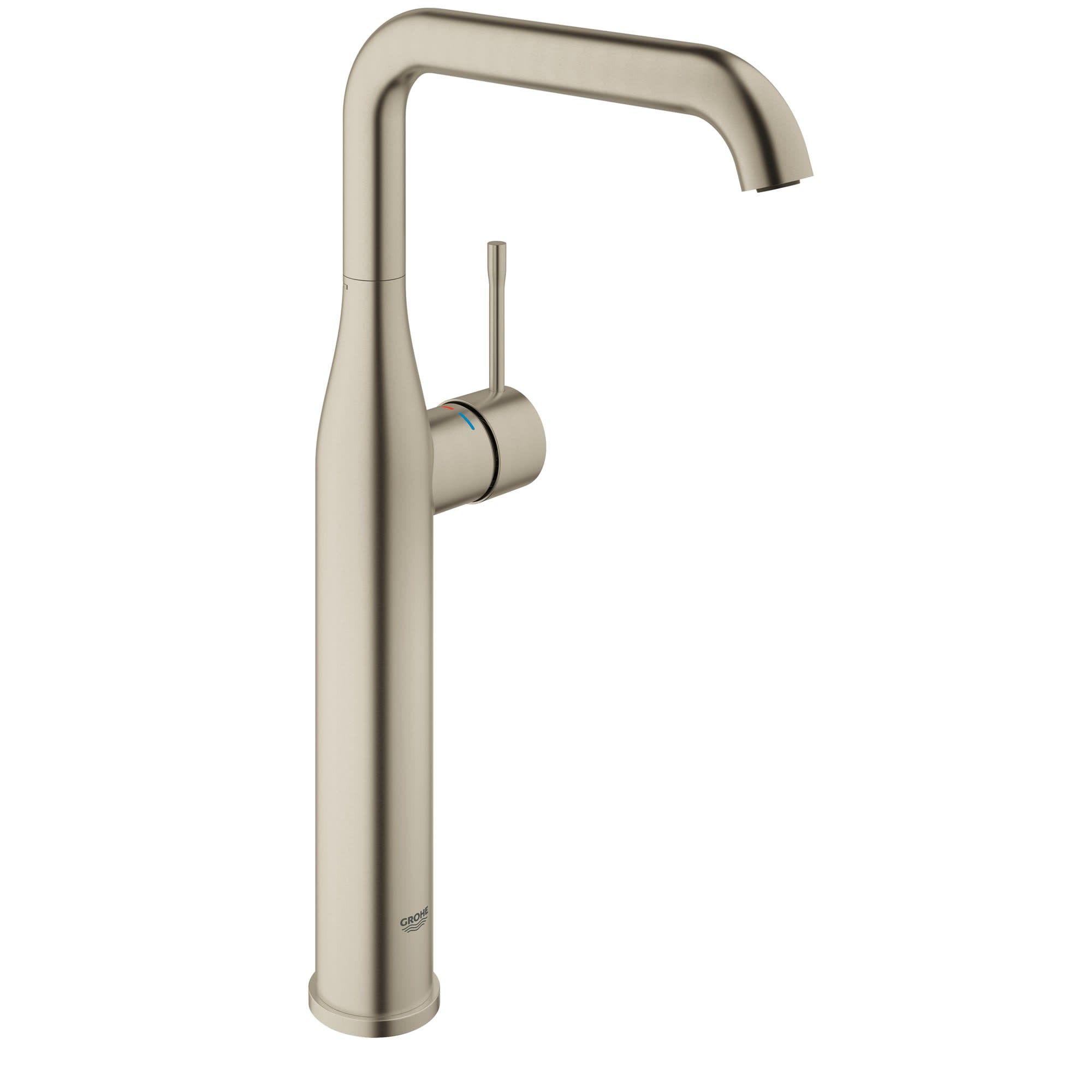 Grohe America Inc 23 538 A Essence Single Hole Bathroom Faucet