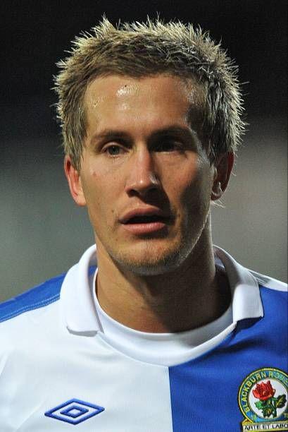 Morten Gamst Pedersen, Blackburn Rovers (With images)