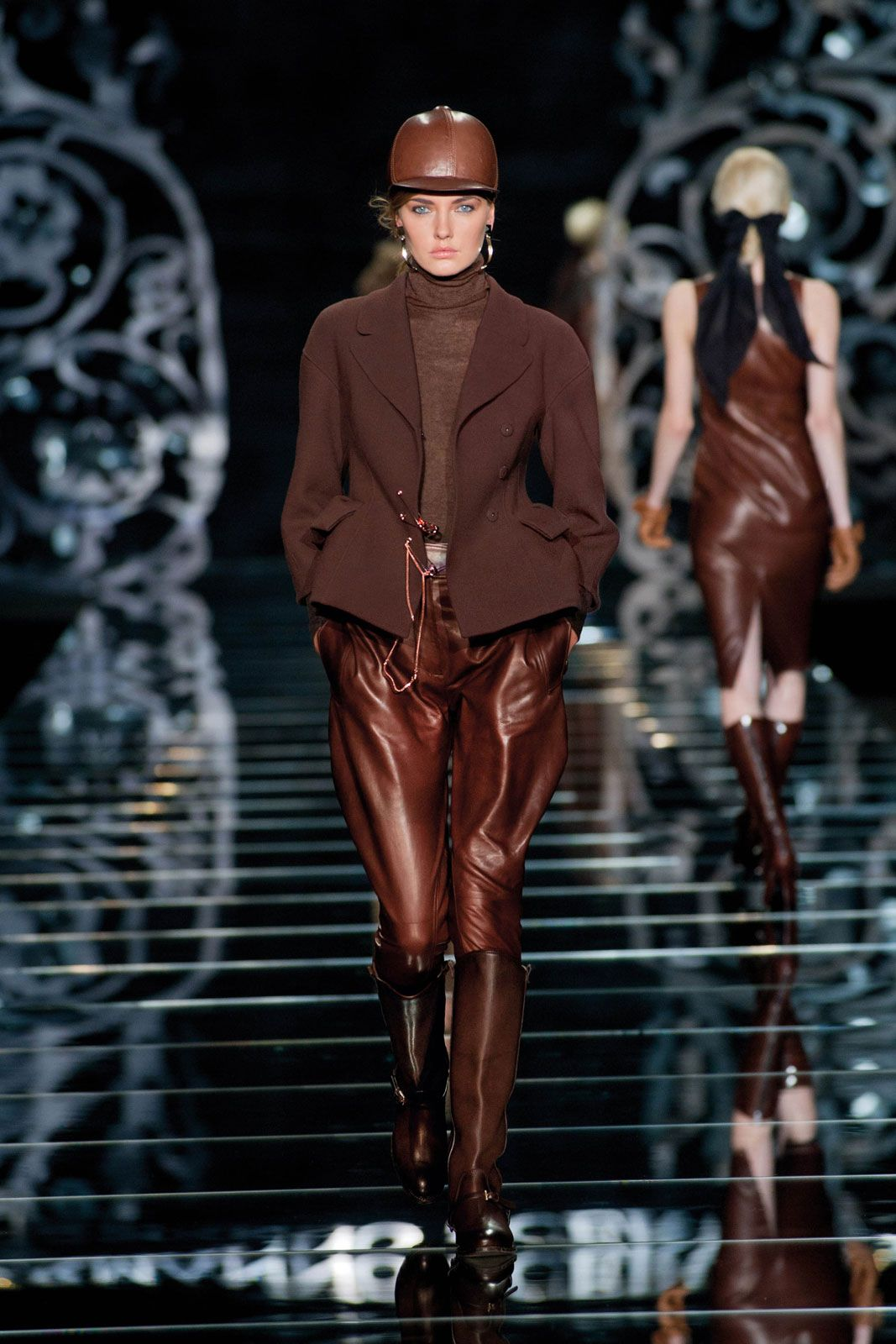 Ermanno Scervino - Woman Fw '12, Images, Look 03