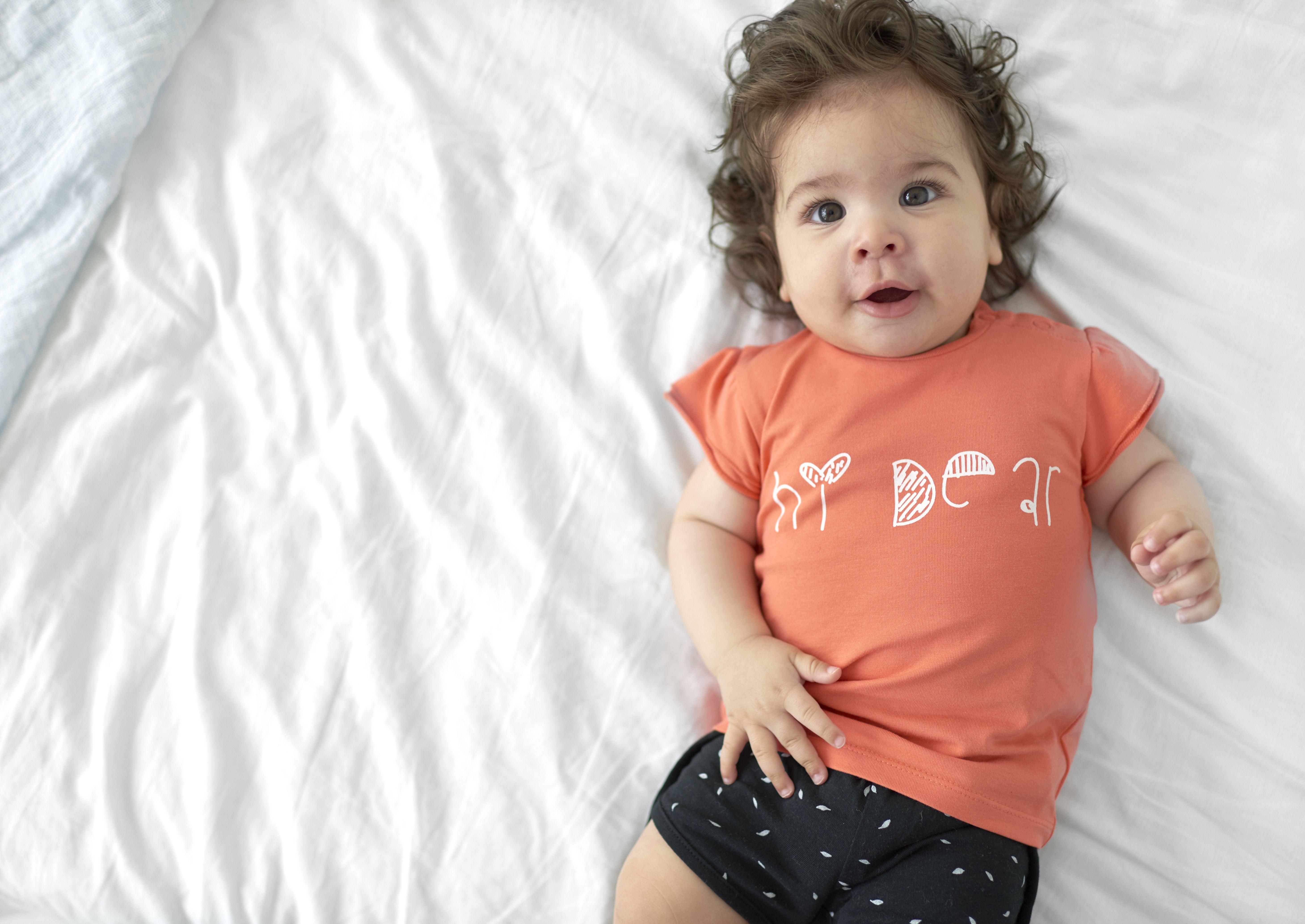 Shop the look shirt en short prénatal baby meisje ♥ babyfashion