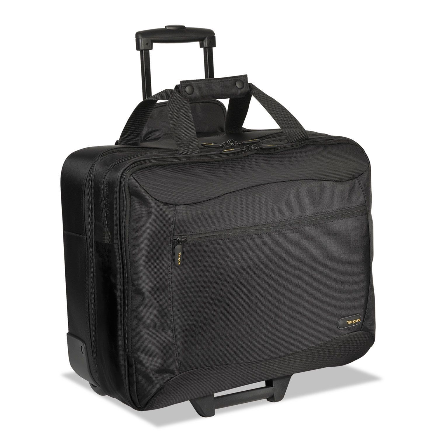 Targus CityGear Rolling Travel Laptop Case Nylon 18 x 10 x 15 Black/