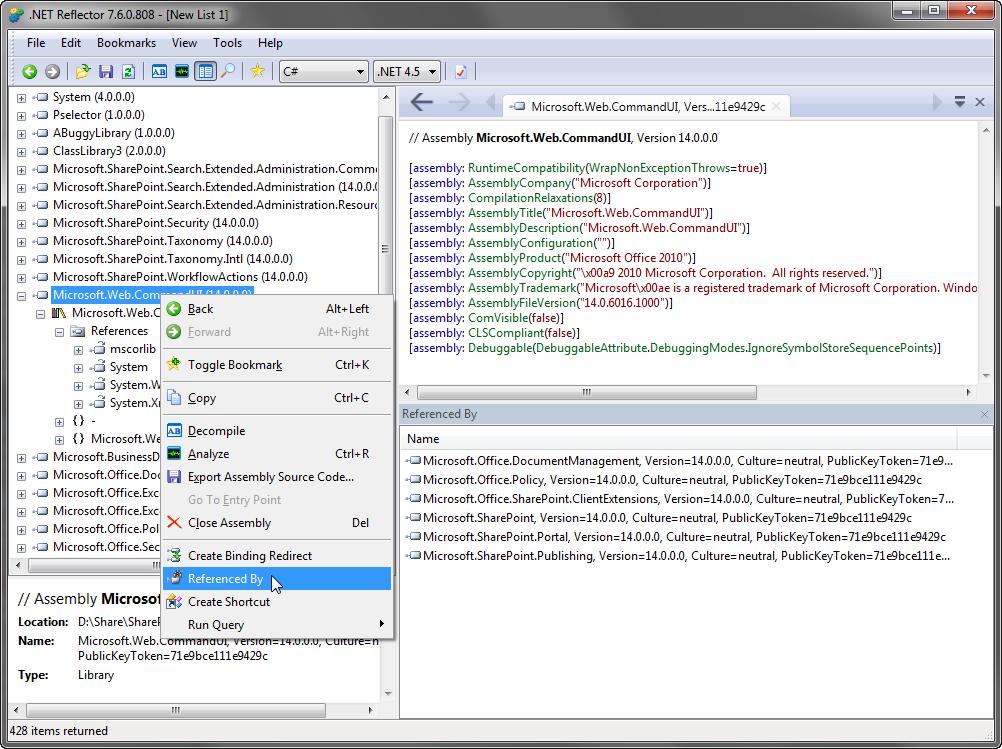 NET Decompiler: Decompile Any  NET Code |  NET Reflector
