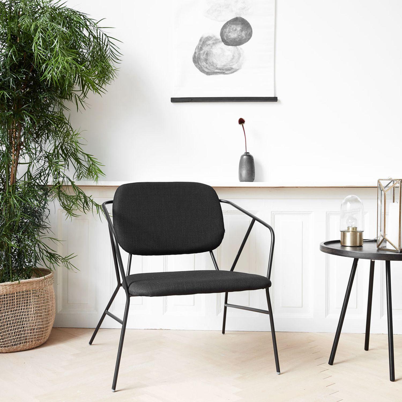 Klever Loungestol fra House Doctor. En moderne stol i en elegant og  interessant form. En perfekt sto. 04883b69e0249