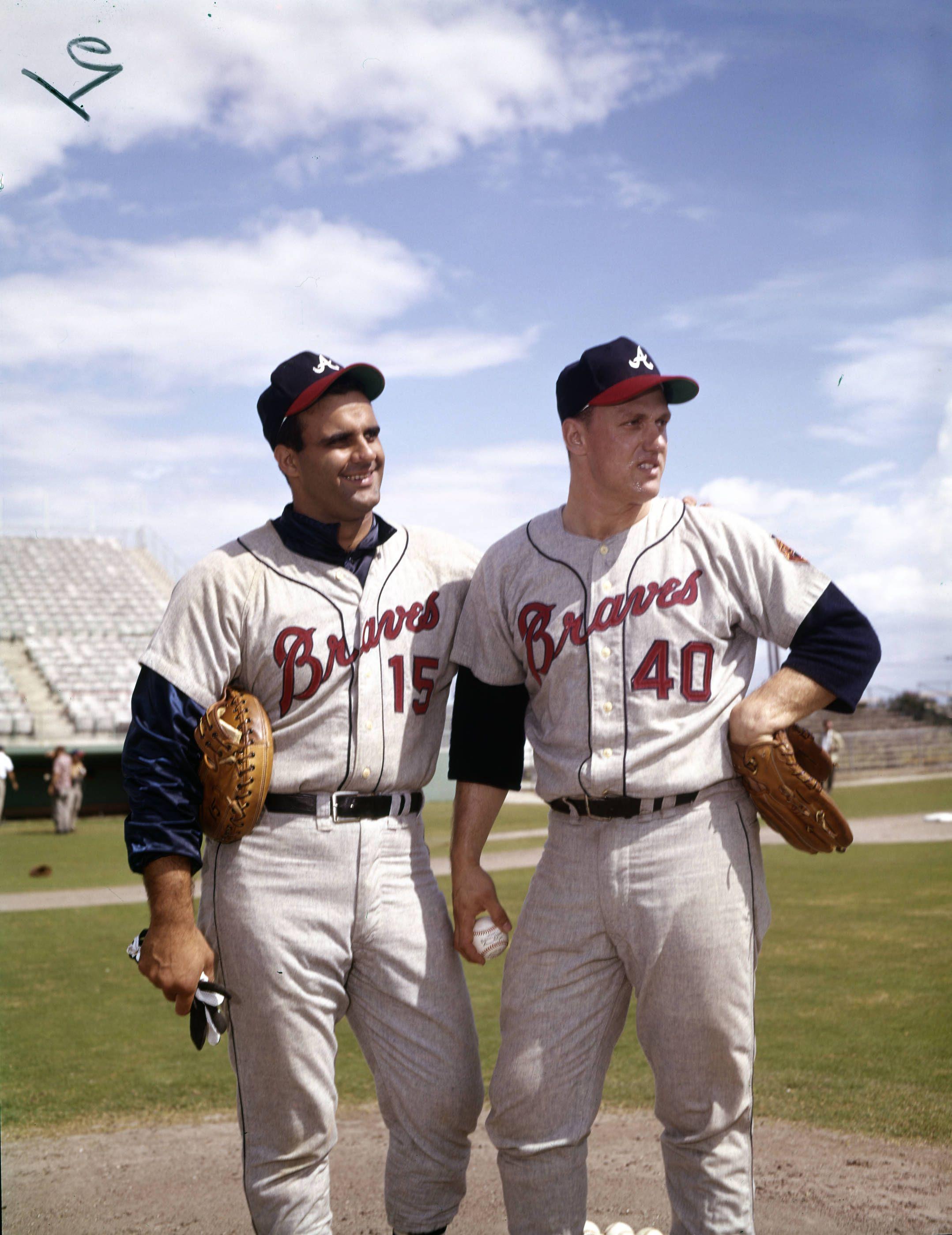Flashback Fotos Atlanta And Georgia In 1966 Famous Baseball Players Atlanta Braves Pittsburgh Pirates Baseball