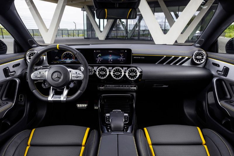 How I Would Spec It 2021 Mercedes Amg Cla45 In 2020 Mercedes Amg Amg Mercedes