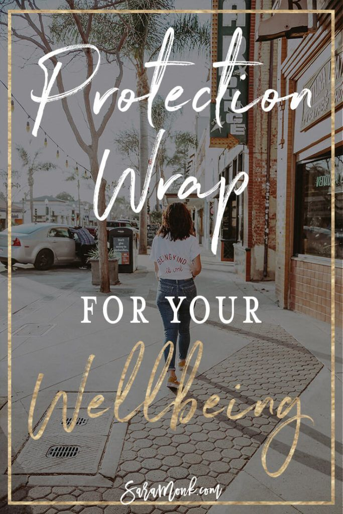 A Protection Wrap for Your Wellbeing  #energyhealing