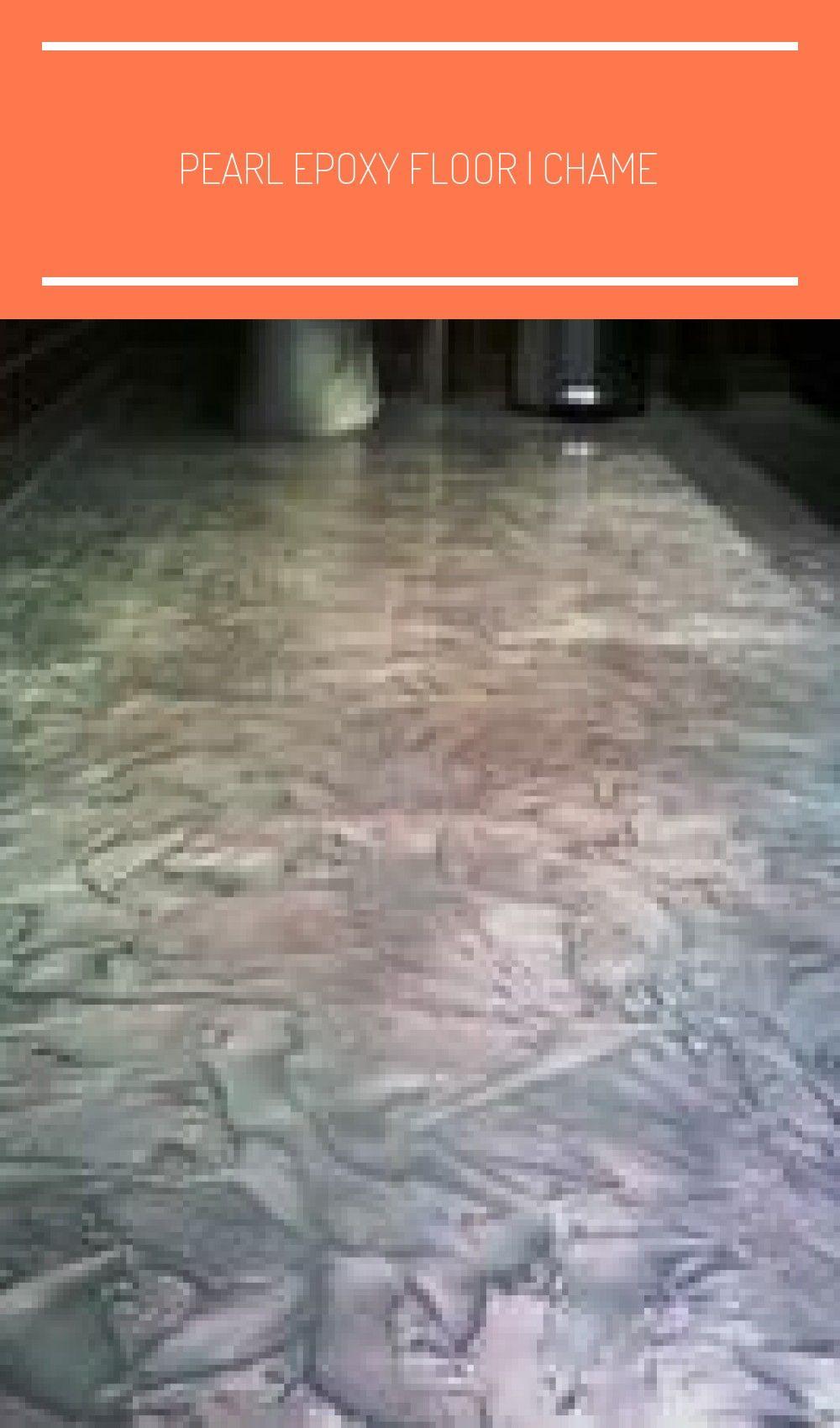 Pearl Epoxy Floor Chameleon 3D Effect Epoxy Floor