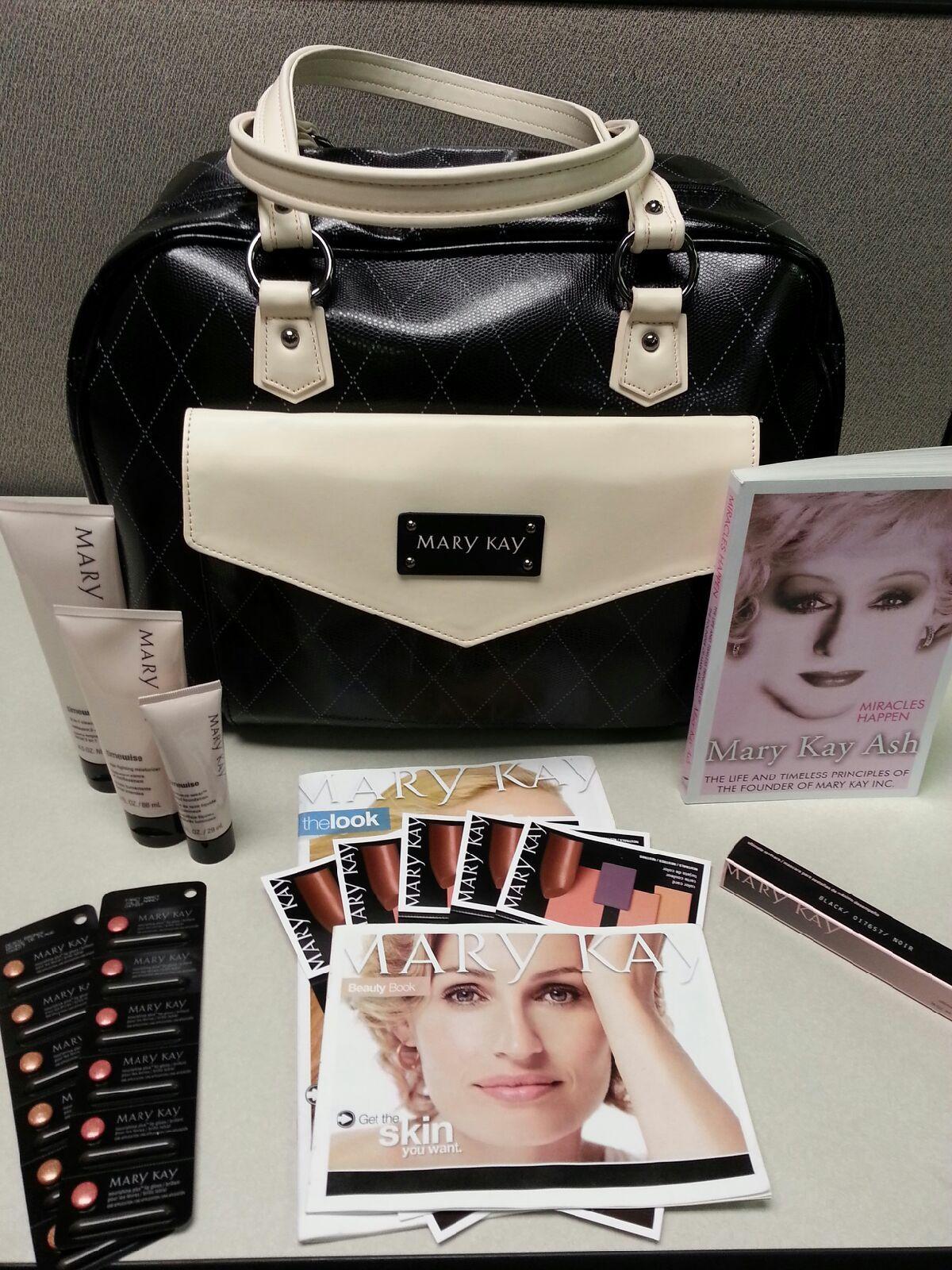 Mary Kay starter kit ! Officially a Mary Kay consultant