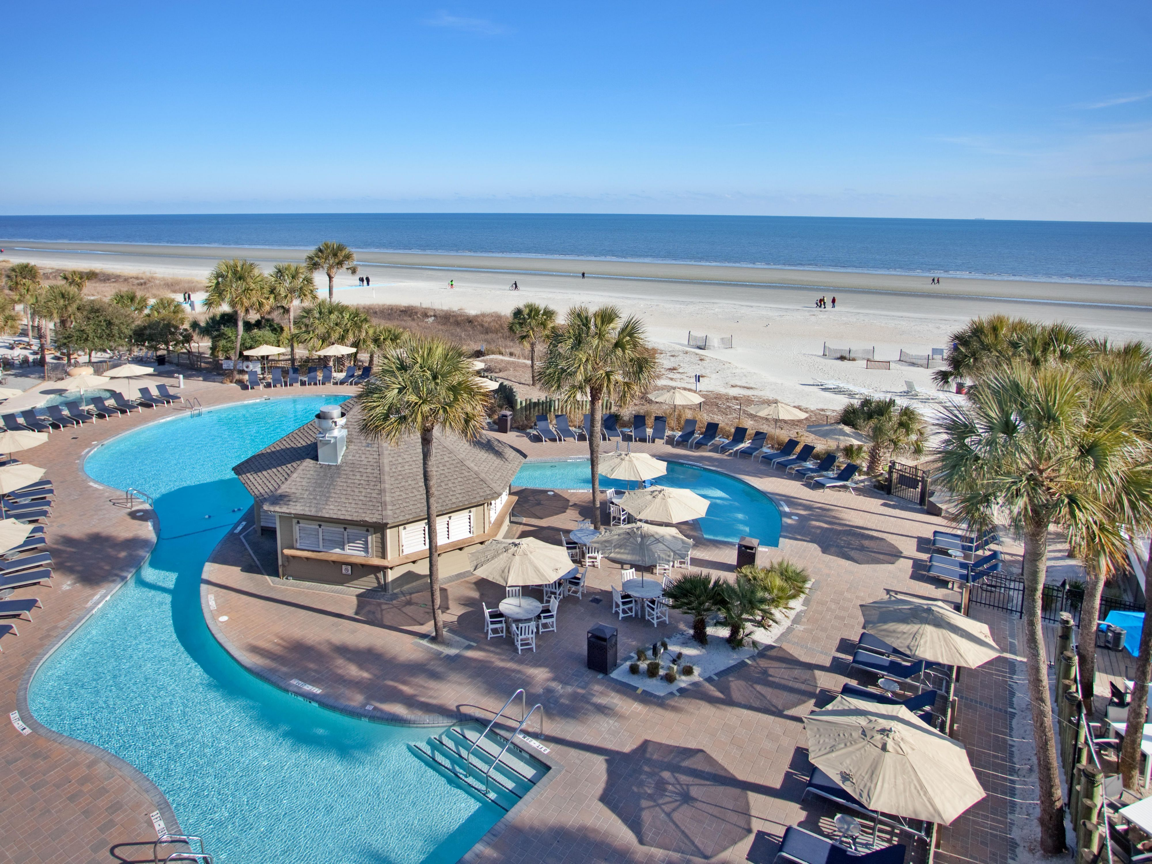 Hilton Head Resorts >> Holiday Inn Resort Beach House Hilton Head South Carolina