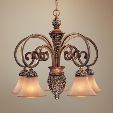 Jessica Mcclintock Salon Grand 26 Wide Chandelier 44698
