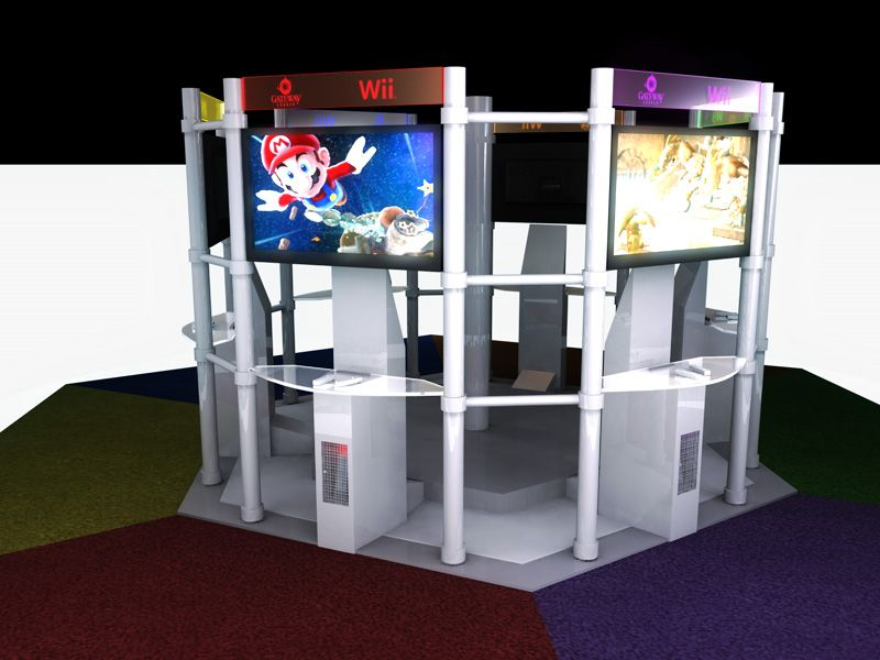 Kiosk Spiele
