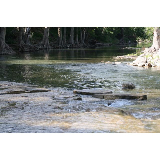 Guadalupe River. Current home away from home.
