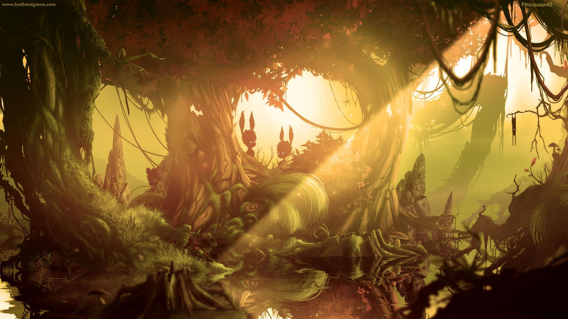 BADLAND Atmospheric SideScrolling Action Adventure Game
