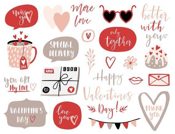 Pin On Valentines Illustration