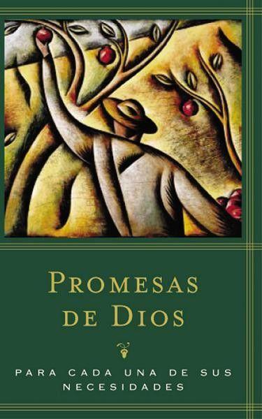 Versiculos Biblicos De Promesas De Dios: Librito ~Promesas De Dios. Editorial Nelson. ⊱╮ (Selección