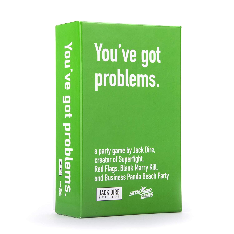 amazon jack dire studios you've got problems card