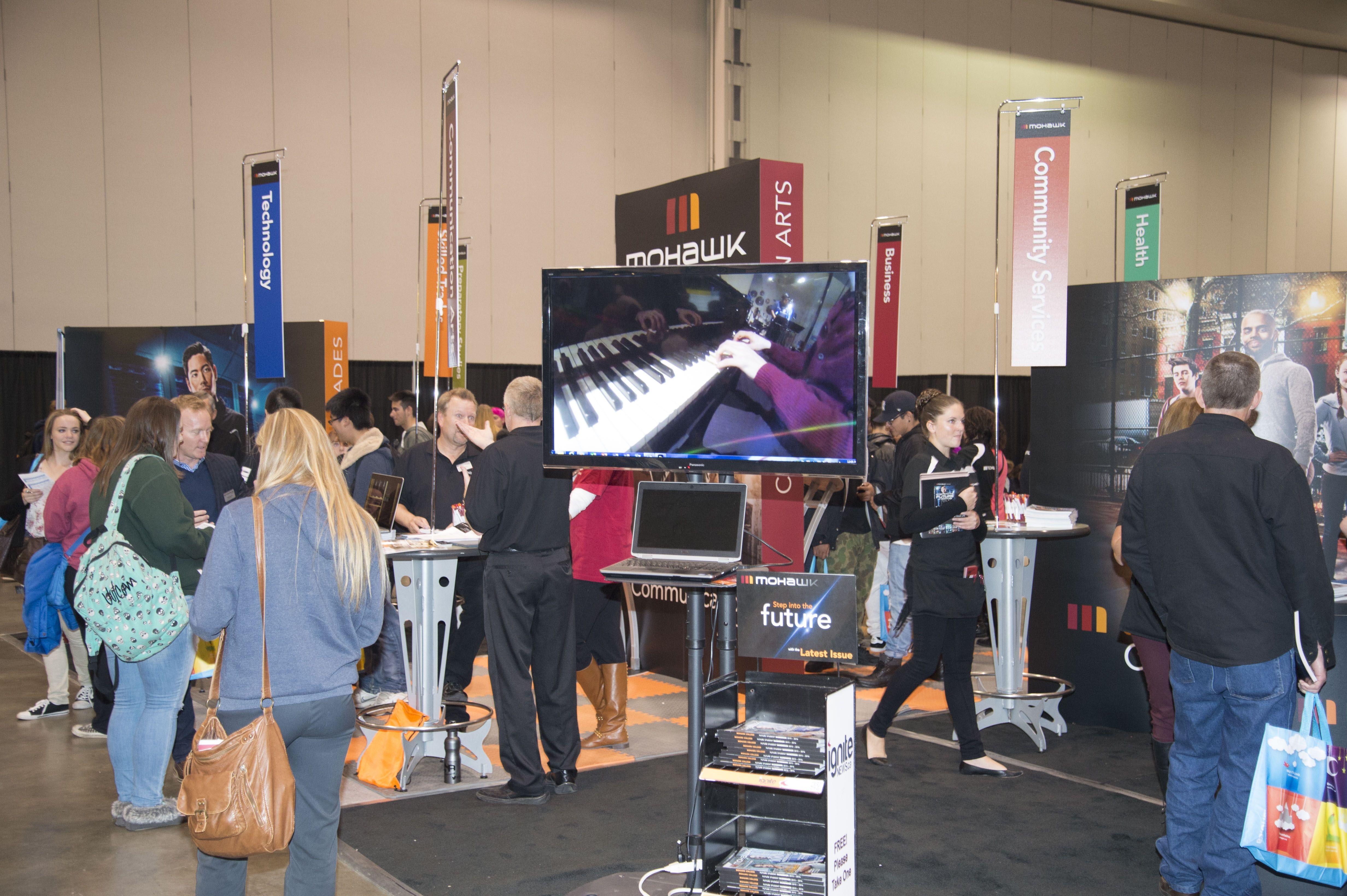 Ontario Colleges Information Fair OCIF2014