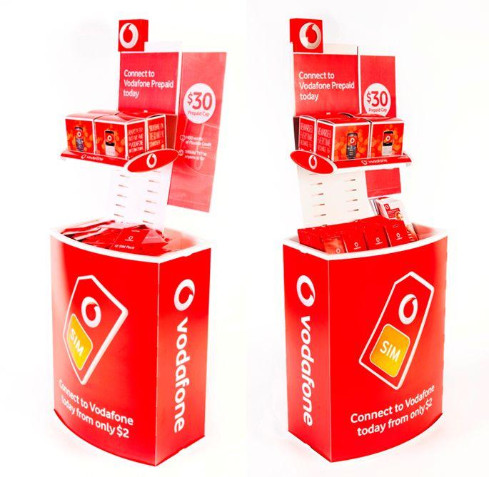 Vodafone chose CIS to design & develop their 'next generation' sim