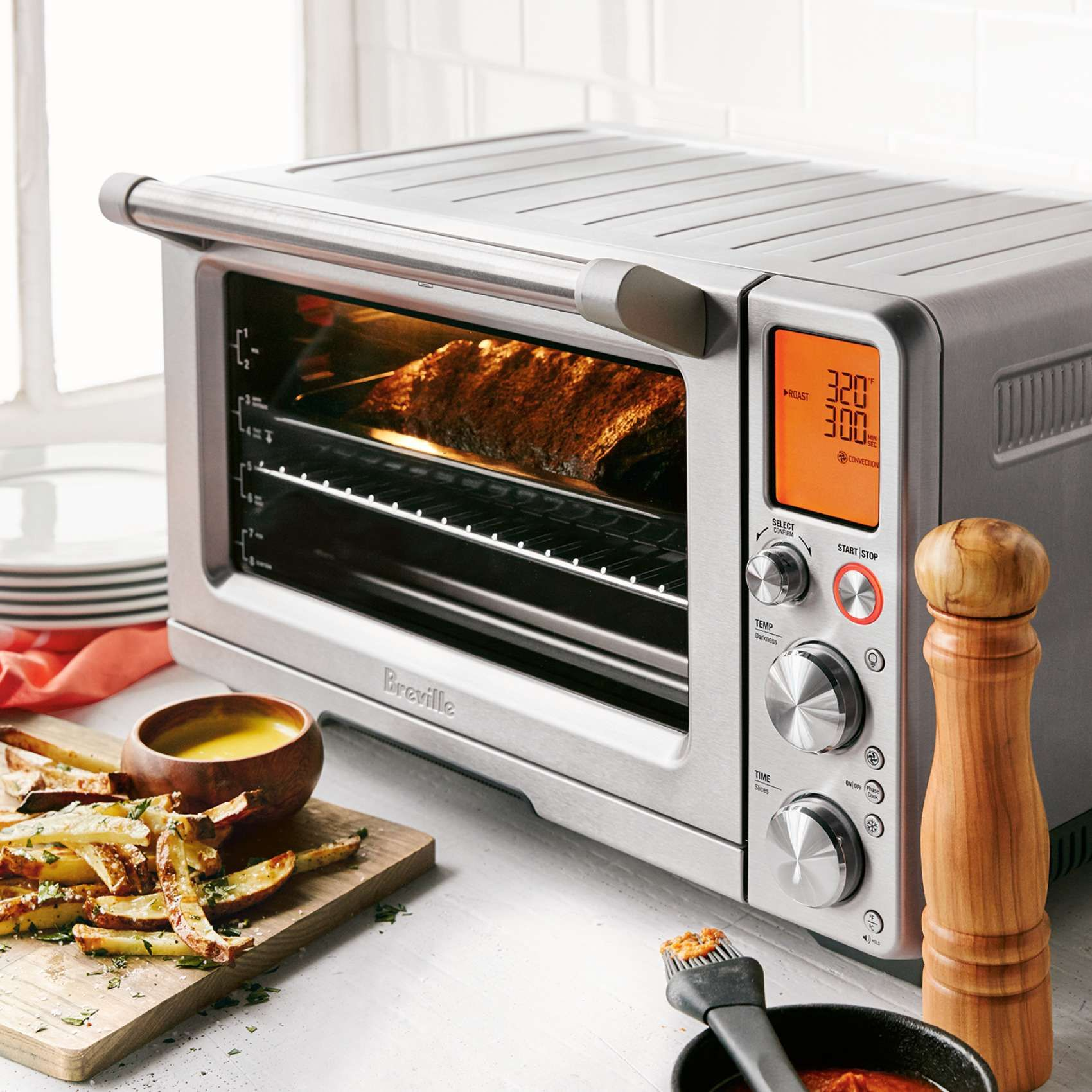 Breville Smart Oven Air Countertop oven, Oven, Kitchen