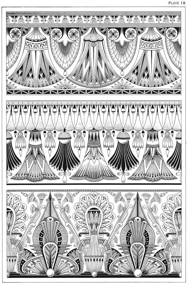 egyptian art deco - Google Search | Egyptian Art | Pinterest ...