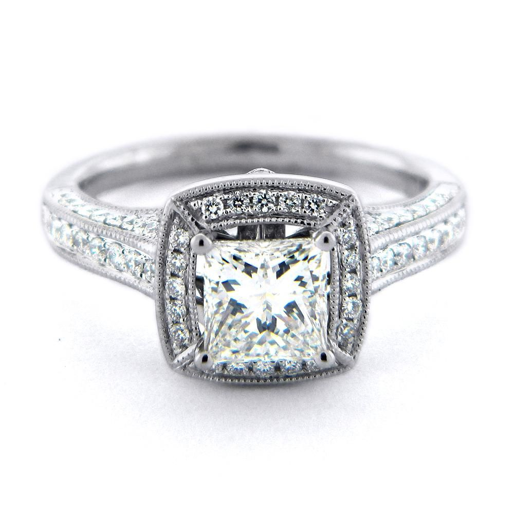 jewellery pave pinterest best platinum the kwiatdiamonds diamond style fidelity vintage ring bands in on images engagement no rings ringsengagement