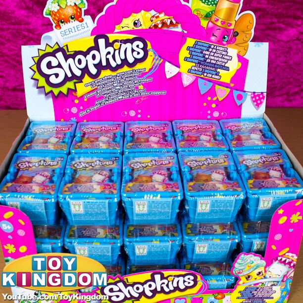 Shopkins Season 1 Full Case Of Blind Baskets Shopkins Shopkinsseason1 Shopkinsseries1 Cute Kawaii Toys Shopkins Season 1 Shopkins Shopkins Toys