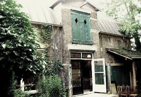 Pakhuis Frankrijk, woonwinkel, Hugo de Grootstraat Delft
