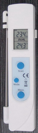 Lab Grade 2 In 1 Thermometer Amt205