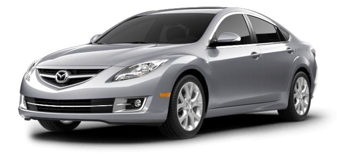 Mazda 6 / Starting @ $24,145*