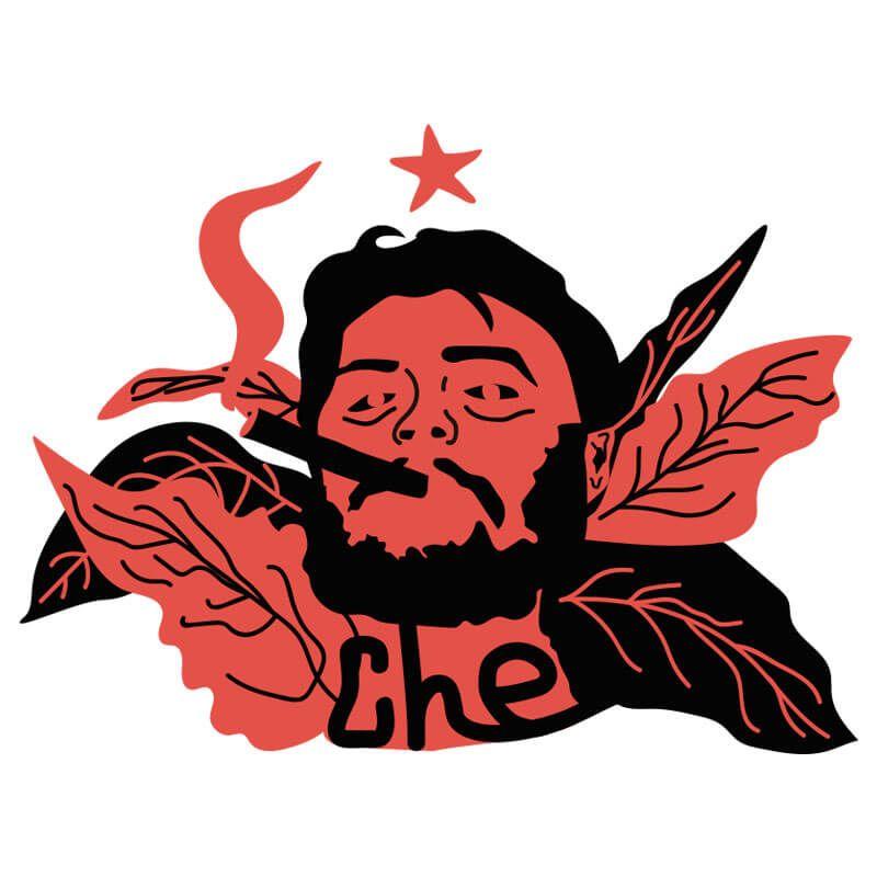 Camiseta - Ernesto Che Guevara ⋆ Camiseta para a esquerda