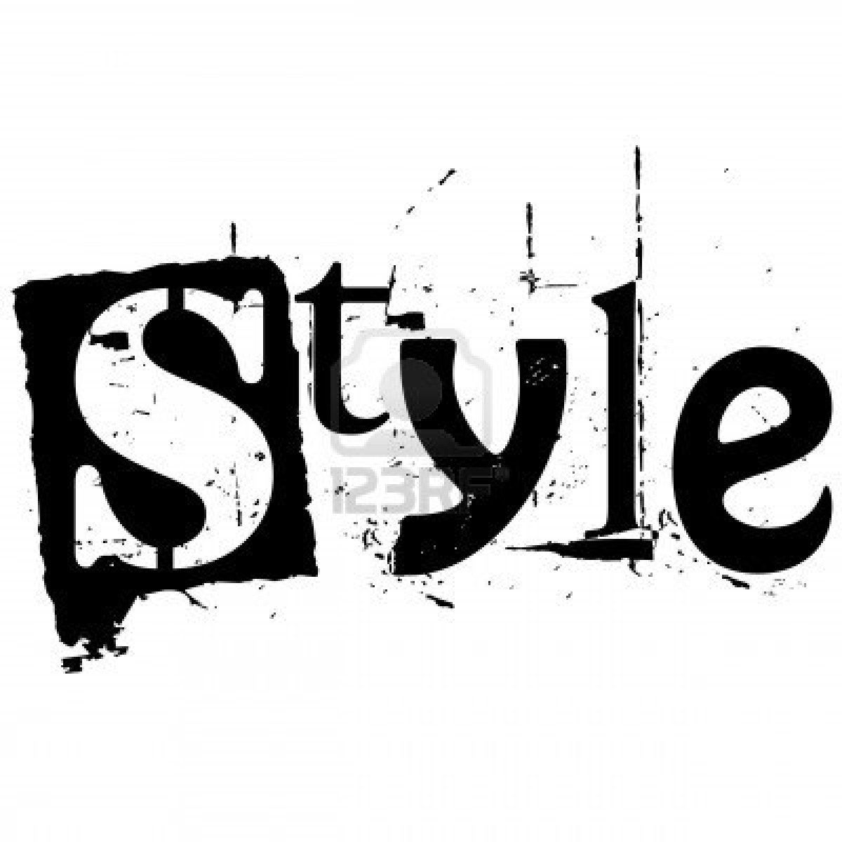 Image detail for -The Word Style Written In Grunge Cutout Style Royalty Free Cliparts ...