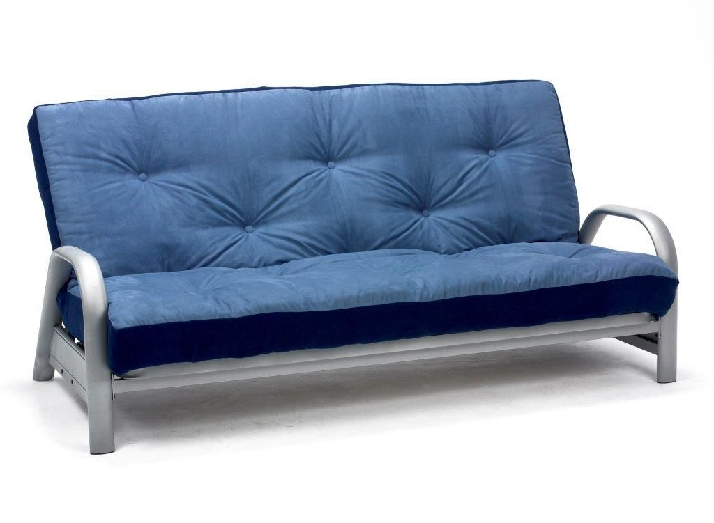 The Oslo Metal Frame Clic Clac Futon Sofabed From