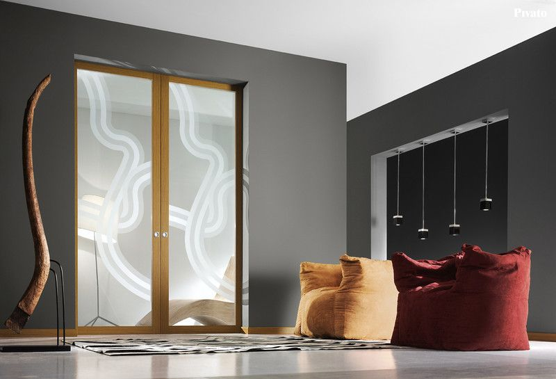 Porte interne pivato rivenditori porte pivato design - Porte plastica interne ...