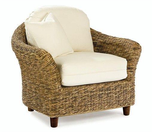 Seagrass Chair - Tangiers Tressage de panier, Pour la maison et La