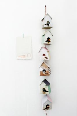 DIY birdhouse | Studio Ditte
