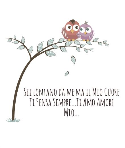 Amor Para Compartir En Italiano Quotes Pinterest Love