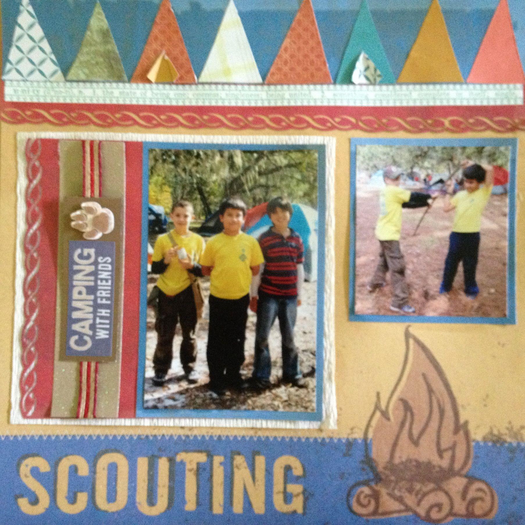 scout friend