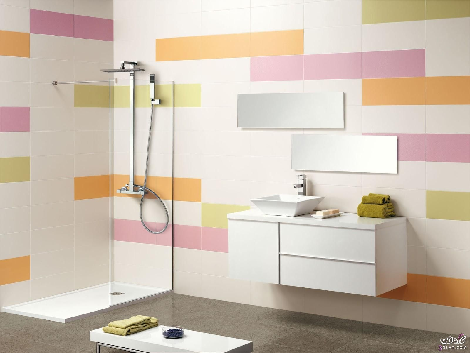 انواع سيراميك فخمه سراميك 2018 احدث تشكيلات صور سيراميك حمامات جديده اشكال Home Decor Room Divider Bathroom Shower