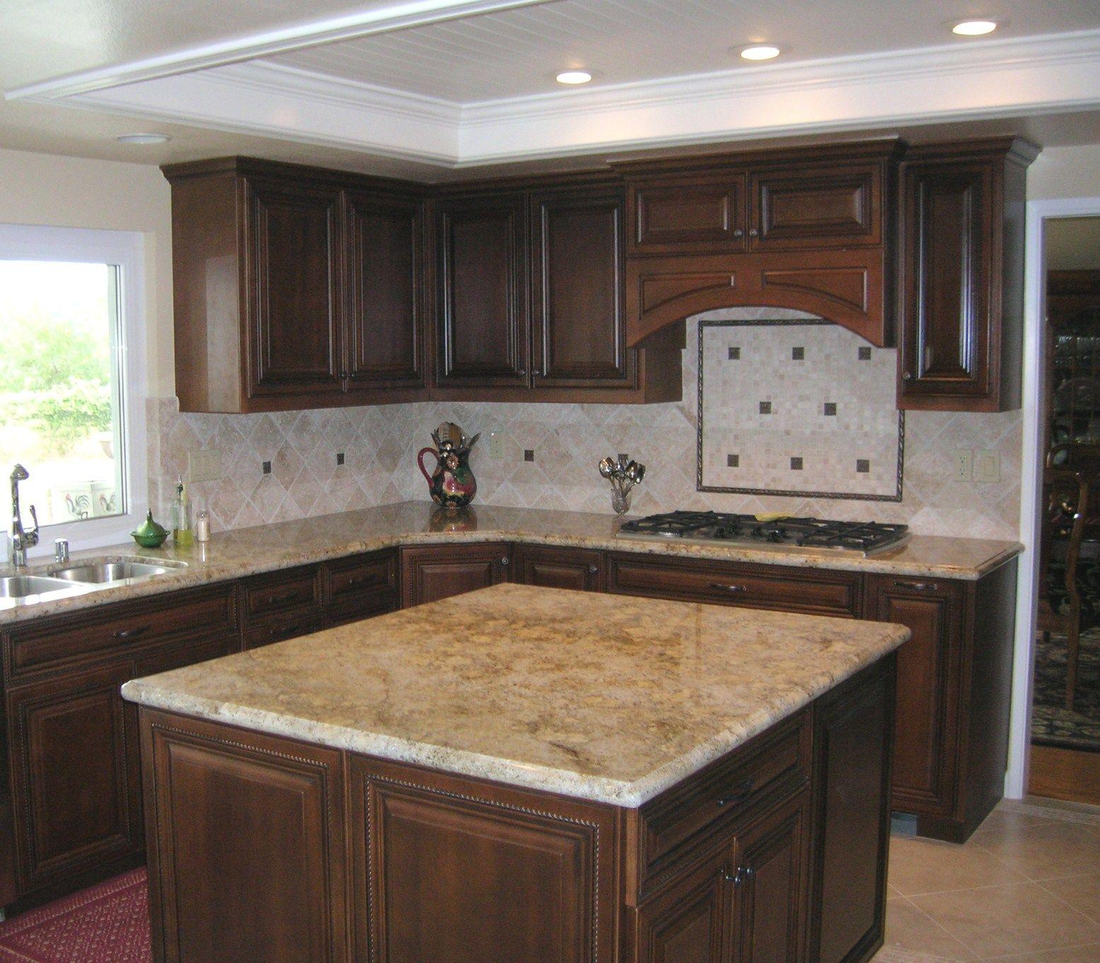 Floating Kitchen Island Designs: Island And Hood Ideas
