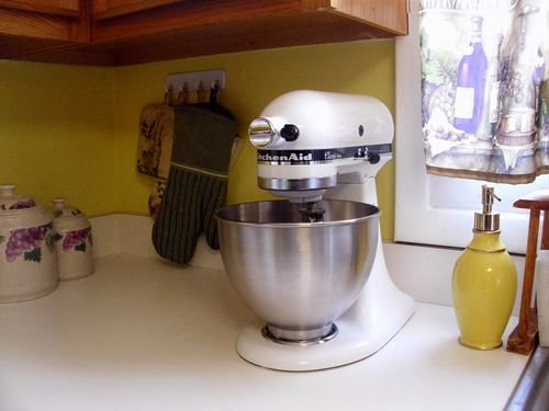Kitchenaid S Stand Mixer Is A Substantial Piece Of Equipment 250