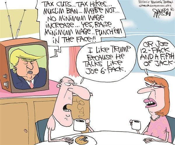 Image result for cartoons on trump's tax cuts