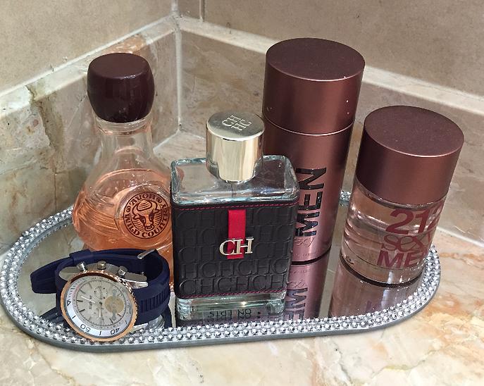 Se Bella y Señora | Como Organizar tus Perfumes en el Tocador