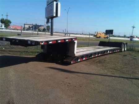 Our featured trailer is a 2003 XL Specialized 48 x 102 Lowboy Trailer, Mechanical RGN, Air Ride Suspension, Fixed Axle, All Steel Wheels, Wood Floor. Check out this week's recently added trailers at http://www.nexttruckonline.com/trailers-for-sale/All-Categories/All-Makes/All-Sizes/results.html?days_old-max=7