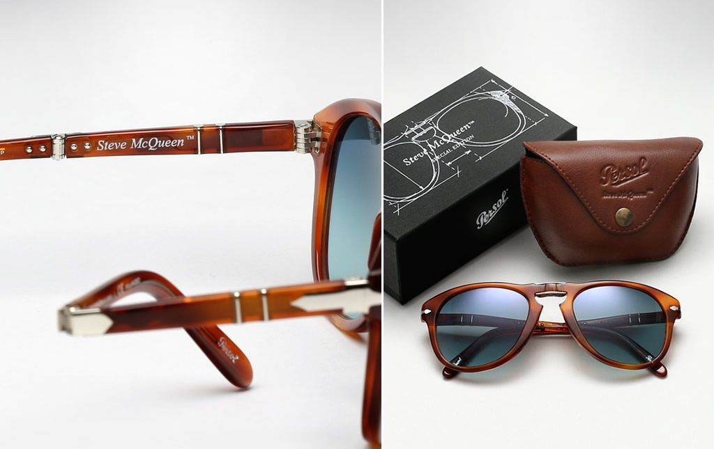 5238d0def0 Persol 714 Steve McQueen Sunglasses