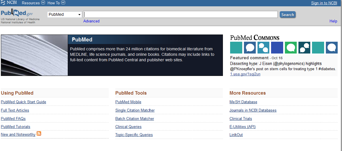 Httpncbimhpubmed pubmed comprises more than 24 explore life science science journals and more ccuart Images