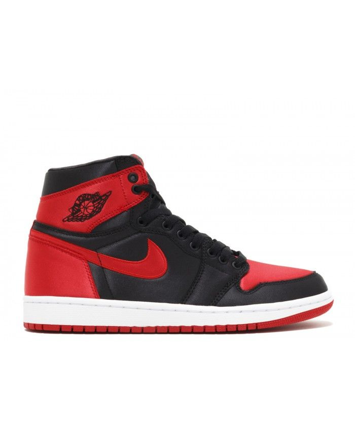 Air Jordan 1 Retro High Og Se Satin Black University Red White 917359 001 b8c9ffb84