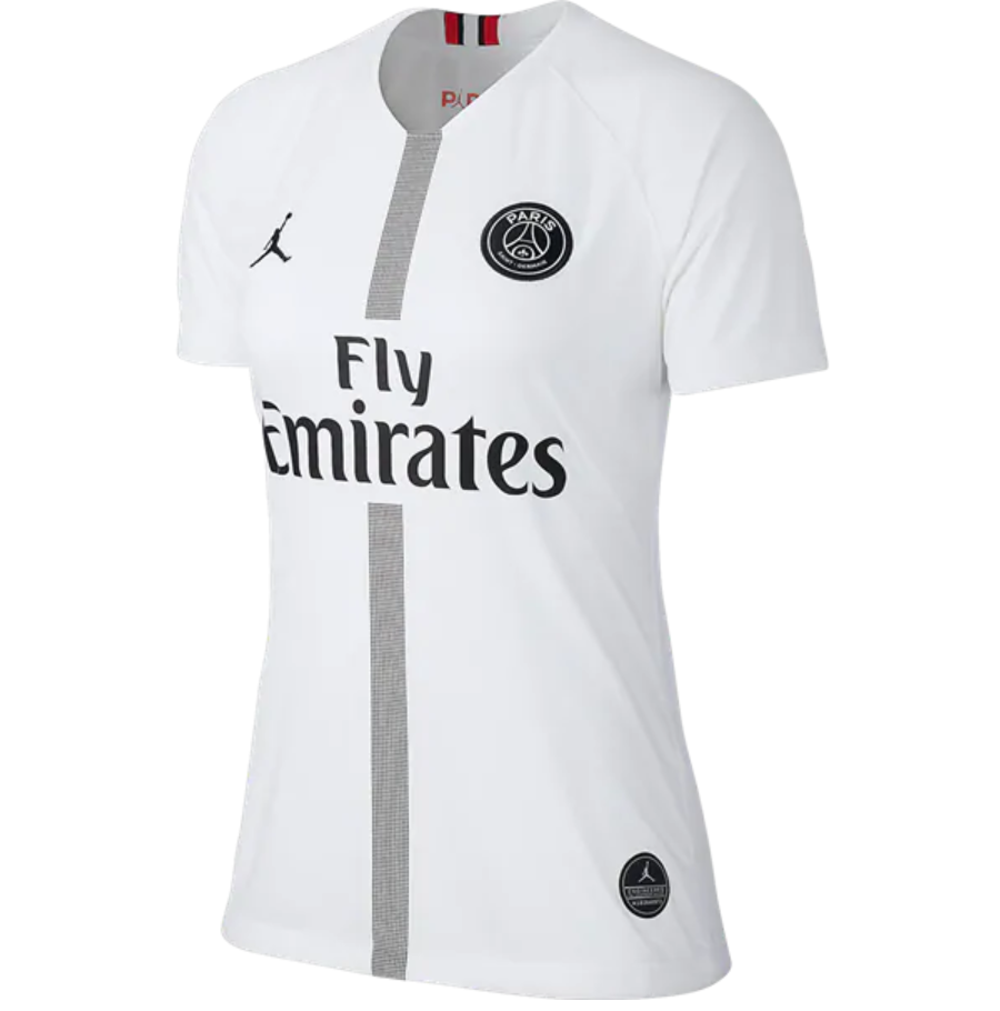 new products 3c265 92760 PSG 18/19 Champions League White Women Soccer Jersey ...